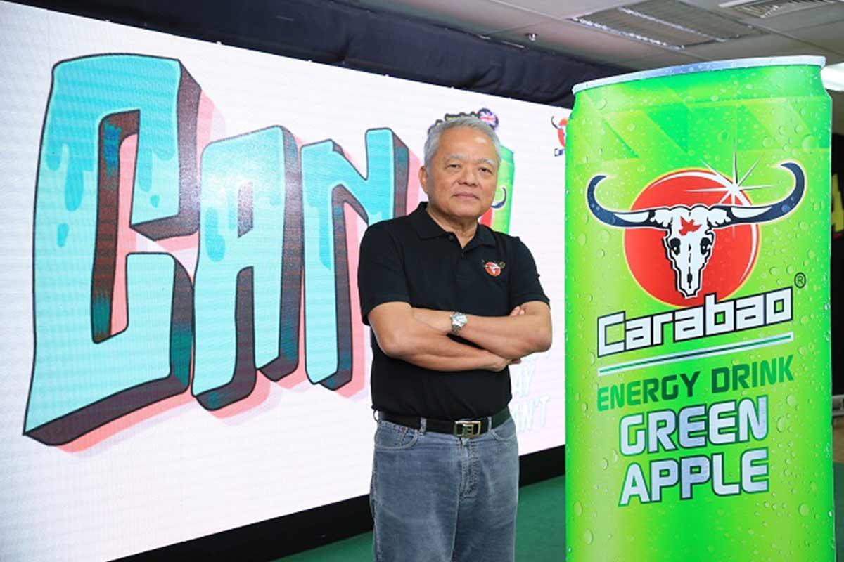 คาราบาว เปิดตัวเครื่องดื่ม Energy Drink รสชาติเยี่ยมส่งตรงจากอังกฤษ Carabao Can กลิ่น Green Apple พร้อมส่งบิ๊กแคมเปญรับฟุตบอลโลก