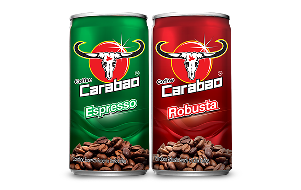CARABAO READY-TO-DRINK COFFEE